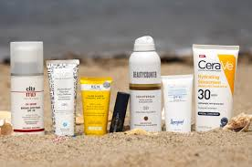 Chemical versus mineral sunscreens.